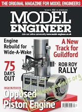 Model Engineer 4582 - 16-29 March 2018
