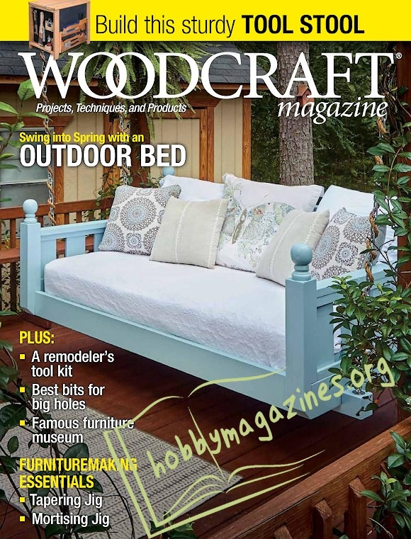 Woodcraft Magazine 082 - April/May 2018