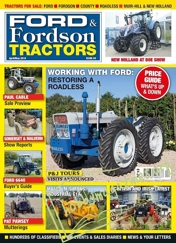 Ford & Fordson - April/May 2018