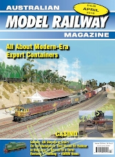 Australian Model Railway Magazine - April 2018