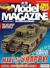 Tamiya Model Magazine International 270 - April 2018