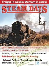 Steam Days - April 2018
