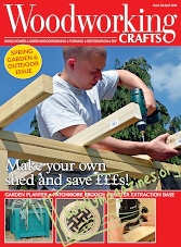 Woodworking Crafts 038 - April 2018