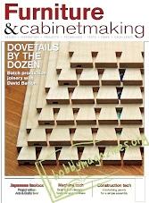 Furniture & Cabinetmaking - April 2018