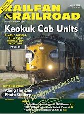 Railfan & Railroad - April 2018