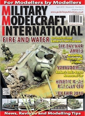 Military Modelcraft International - April 2018
