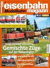 Eisenbahn Magazin - April 2018