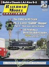 Railroad Model Craftsman - April 2018
