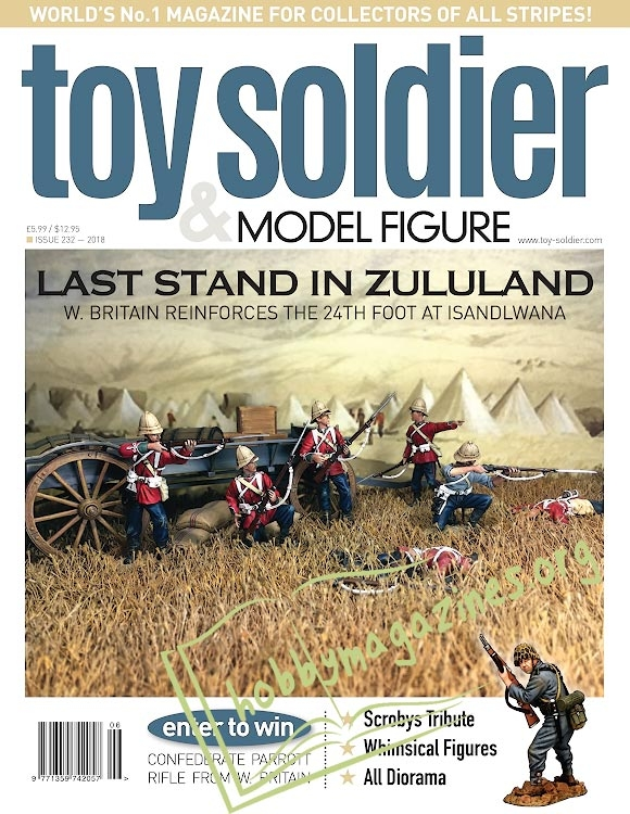 Toy Soldier & Model Figure 232,2018