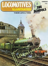 Locomotives Illustrated Is.002 - The Schools
