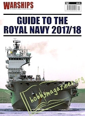 Warships International Fleet Review - Guide to the Royal Navy 2017/18