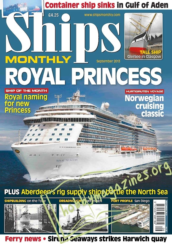 Ships Monthly - September 2013