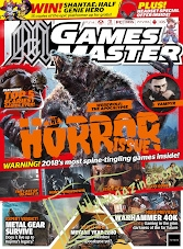 GamesMaster - April 2018