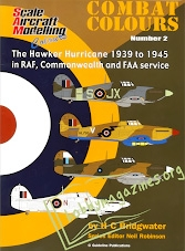 Combat Colours 2 - Hawker Hurricane 1939 to 1945