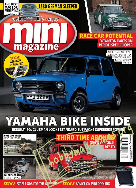 Mini Magazine - May 2018