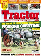 Tractor & Farming Heritage - May 2018