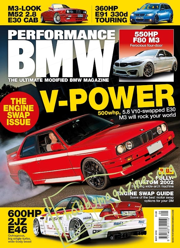 Performance BMW - May 2018