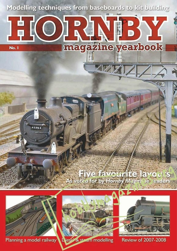 Hornby Magazine Yearbook No 01