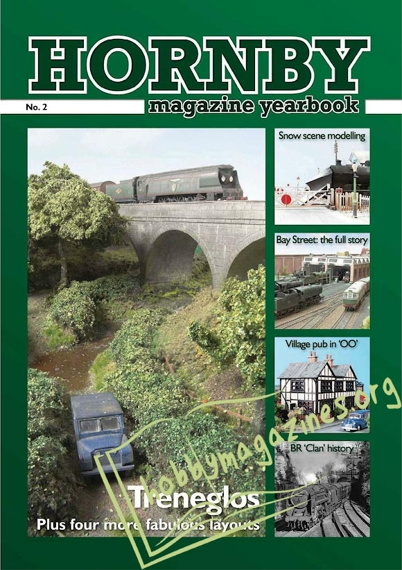 Hornby Magazine Yearbook No 2