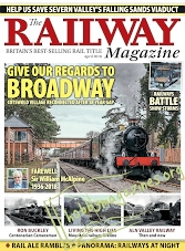 The Railway Magazine - April 2018