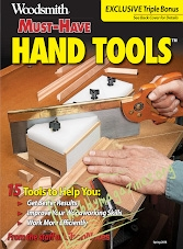 Woodsmith Special - Must-Have Hand Tools Spring 2018