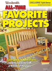 Woodsmith Special - All-Time Favorite Projects Summer 2018