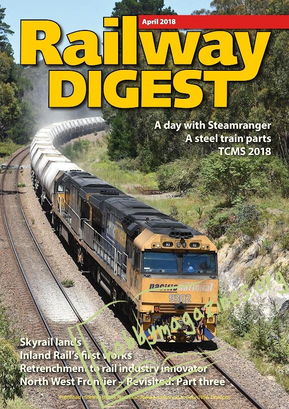Railway Digest - April 2018
