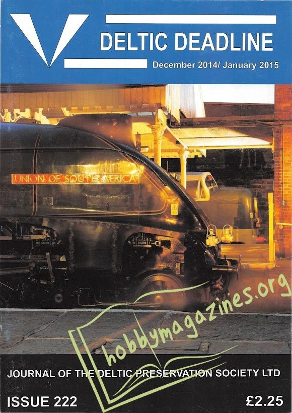 Deltic Deadline - December/January 2015