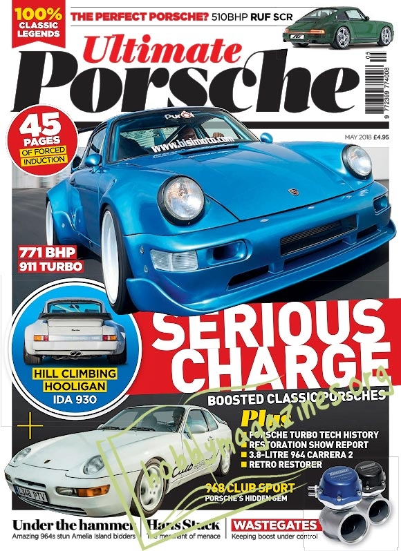 Ultimate Porsche - May 2018