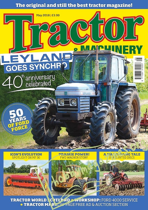 Tractor & Machinery - May 2018