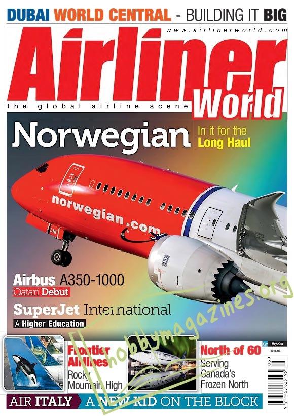 Airliner World - May 2018