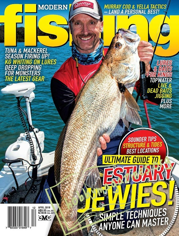 Modern Fishing - April 2018