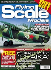 Flying Scale Models - May 2018