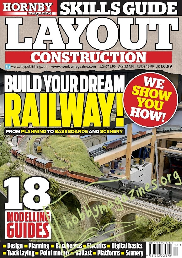 Hornby Magazie Special - Skills Guide Layout Construction