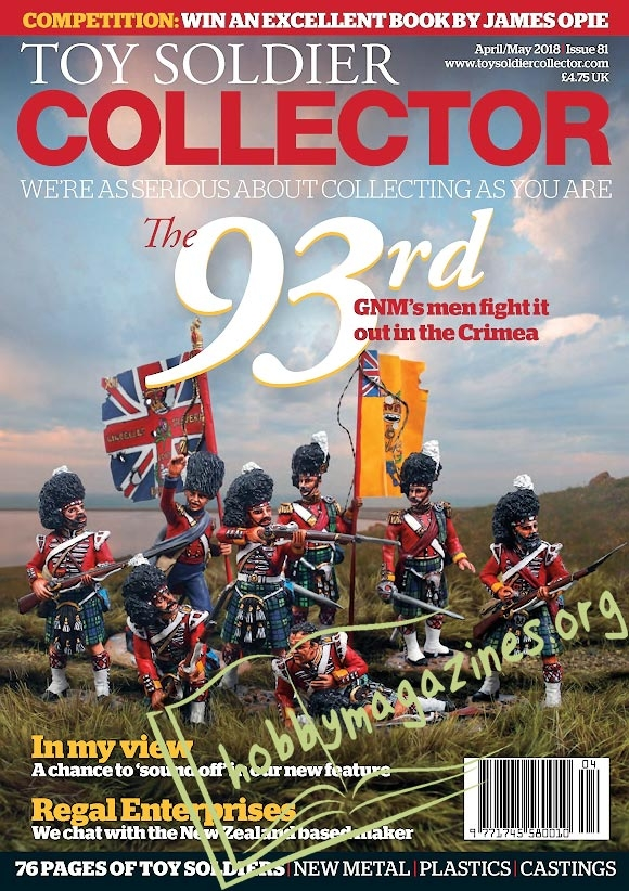 Toy Soldier Collector - April/May 2018