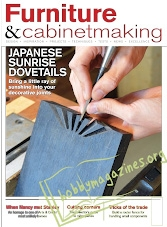 Furniture & Cabinetmaking - May 2018