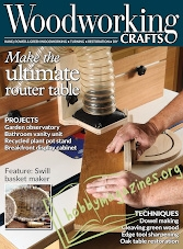 Woodworking Crafts 039 - May 2018