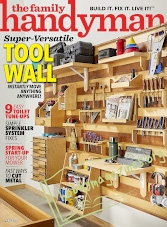 Family Handyman - May 2018