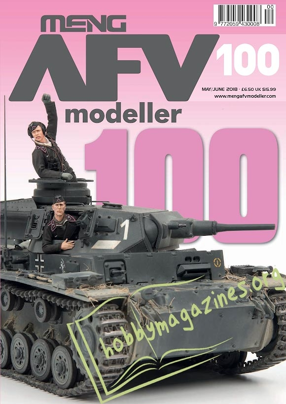 AFV Modeller 100 - May/June 2018
