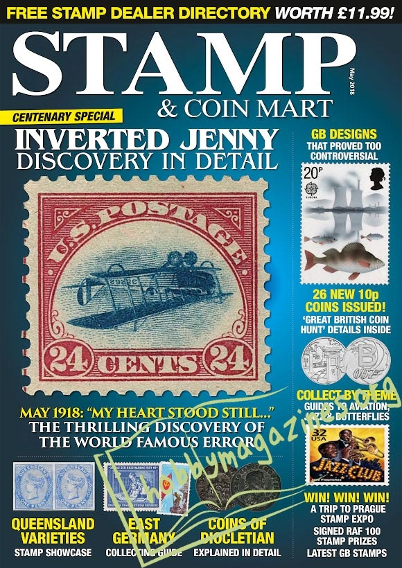 Stamp & Coin Mart – May 2018