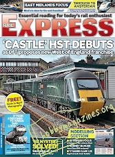 Rail Express – May 2018