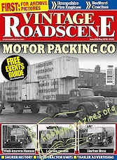 Vintage Roadscene - May 2018