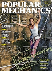 Popular Mechanics - April 2018