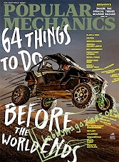 Popular Mechanics - May 2018