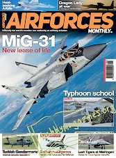 Air Forces Monthly - May 2018