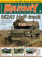 Classic Military Vehicle – May 2018