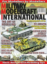 Military Modelcraft International - May 2018
