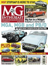 MG Enthusiast - June 2018