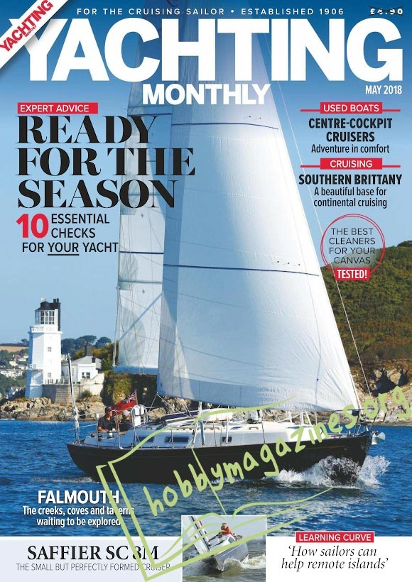 Yachting Monthly - May 2018