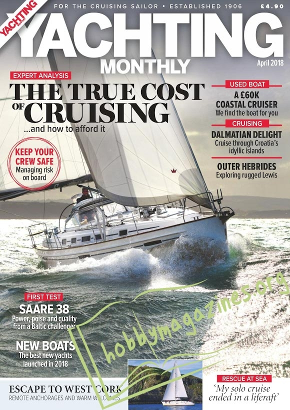 Yachting Monthly - April 2018